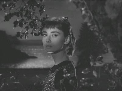 麗しのサブリナ」なんて、これ以上に、運のいい新人女優は、いないんじゃないでしょうか。女優のキャリ